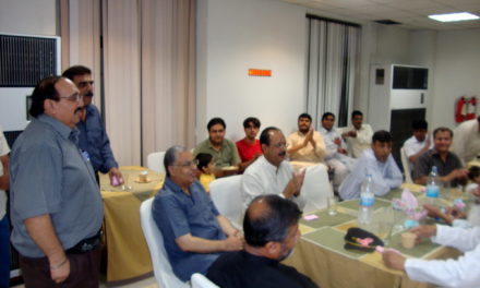 IFTAR AT ISLAMABAD – NESCOM Club – 20 August 2011