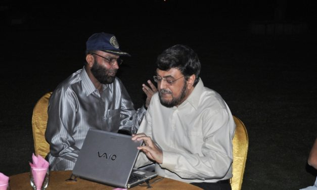THE EIGHTH  MONTHLY ISLAMABAD (PI) DINNER, Rawal Lake – May 2012