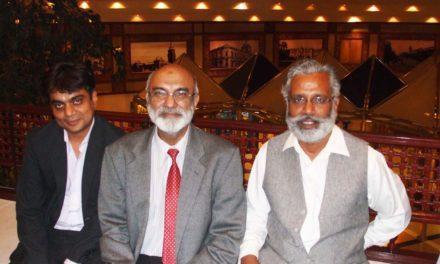 Meeting at Regent Plaza Hotel to organize Convention 2012, Karachi – 16 December 2011