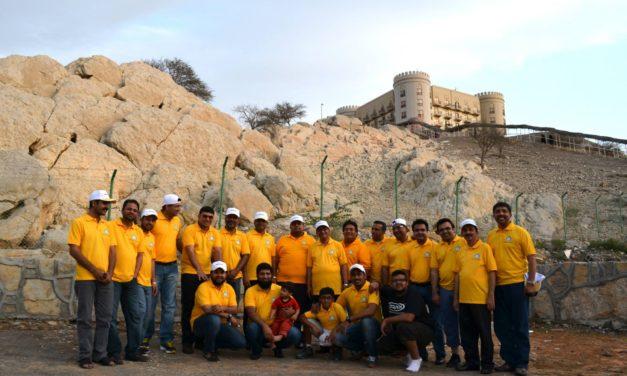 Gulf Petarians Reunion 2014