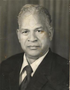 Lt.Cdr. A.W. Siddiqi