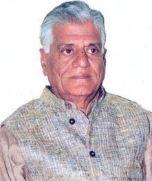 Prof. Abdul Majeed Khan Rohail