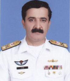 Captain Muhammad Ishaq Taihan PN