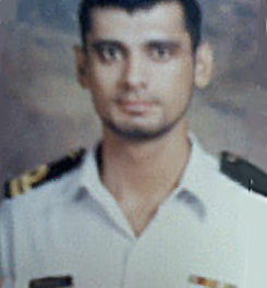 Lt.Cdr. Sajjad Malik