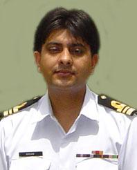 Lt.Cdr. Muhammad Ahsan Afzal