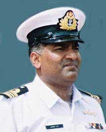 Lt.Cdr. Rana Qamar Zia