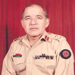 Lt.Gen.(R) Alam Jan Mahsud