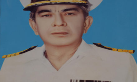 Capt. M. Amin Khan, PN