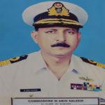 Cdre. Muhammad Abid Saleem, SI(M)