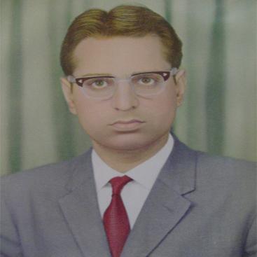 Dr. Fazal Mahmood