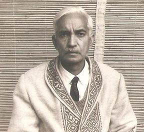 Prof. Syed Fida Hussain Tirmazi