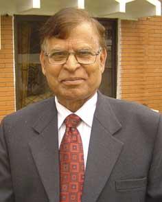 Prof. Mehr Khan Mughal