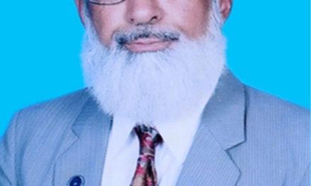 Mr. Syed Anwar Ali Shah