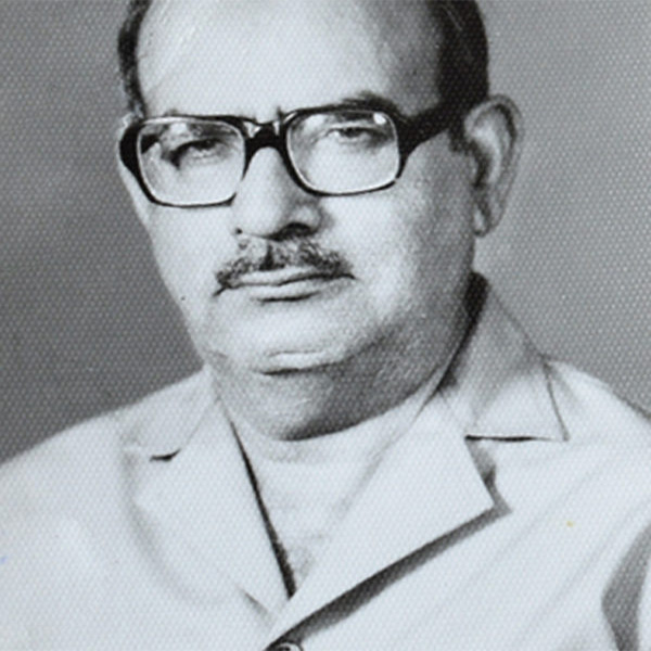 Prof Ch. Saeed Ahmed