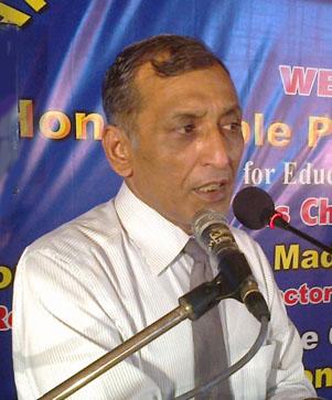 Wahid Bux Shaikh