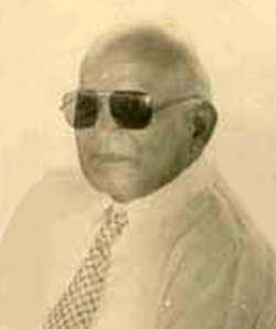 Prof. Hasan Masud Zuberi
