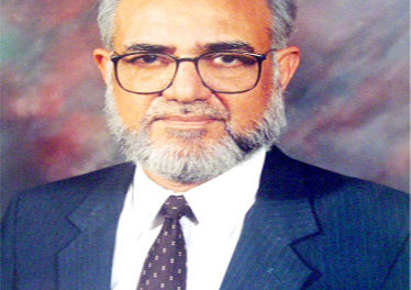Mr. Masaud Perwaiz Durrani