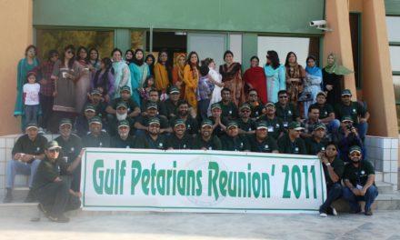 3rd Gulf Petarians Reunion 2011 at Dubai – 4 March 2011