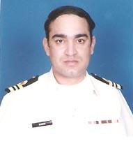 Naseer Ahmed Bunda, 8078/Jinnah