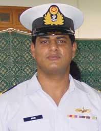 Lt.Cdr. Anis ur Rehman