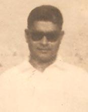 Capt. Azizullah Khan Niazi