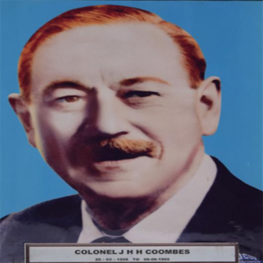 Col.(Rtd) John Haroid Henry Coombes