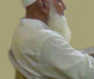 Mr. Syed Hashmat Ali
