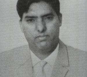 Prof. John Mumtaz