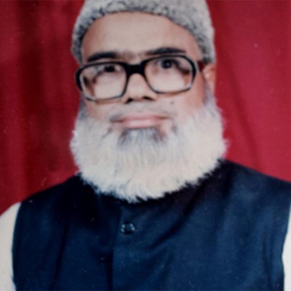 Prof. Abdul Ahad Khan